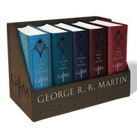 A Game of Thrones - (Song of Ice and Fire Series) Leather Cl - George R. R. Martin
