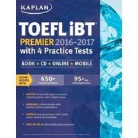 Toefl İbt Premier 2016-2017 With 4 Practice Tests