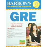 Barron's Gre The Leader in Test Preparation