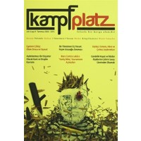 Kampfplatz Cilt : 3 Sayı : 9 Temmuz 2015