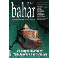 Berfin Bahar Aylık Kültür, Sanat ve Edebiyat Dergisi Sayı : 147