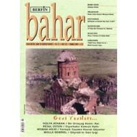 Berfin Bahar Aylık Kültür, Sanat ve Edebiyat Dergisi Sayı : 137