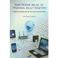 Elektronik Belge ve Finansal Bilgi Yönetimi