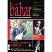 Berfin Bahar Aylık Kültür, Sanat ve Edebiyat Dergisi Sayı : 182