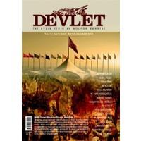 Devlet İki Aylık Fikir ve Kültür Dergisi Sayı: 453 2014 Mayıs/Haziran