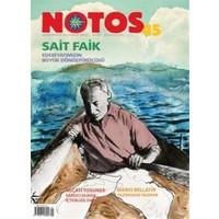 Notos Öykü İki Aylık Edebiyat Dergisi Sayı : 45