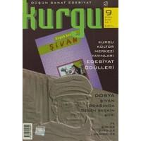 Kurgu Düşün - Sanat - Edebiyat Dergisi Sayı: 9