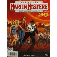 Martin Mystere İmkansızlıklar Dedektifi Sayı : 157 - Dünyanın Sonu