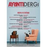 Ayrıntı Dergisi Sayı : 11 Ağustos-Eylül 2015
