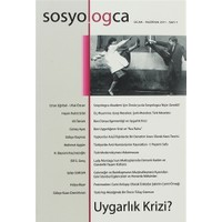 Sosyologca Dergisi Sayı: 1