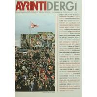 Ayrıntı Dergi Sayı: 1 Kasım-Aralık 2013