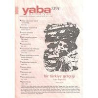 Yaba Edebiyat Dergisi Sayı: 73-74