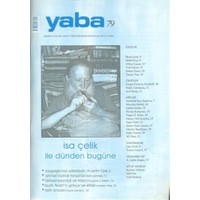 Yaba Edebiyat Dergisi Sayı: 79