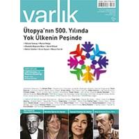 Varlık Aylık Edebiyat ve Kültür Dergisi Sayı : 1301 - Şubat 2016