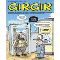 Gırgır Dergisi 20 - 26 Nisan 2016 Sayı: 17