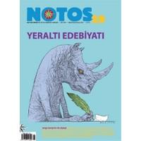 Notos Öykü İki Aylık Edebiyat Dergisi Sayı : 29