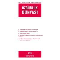 Özgürlük Dünyası Aylık Sosyalist Teori ve Politika Dergisi Sayı : 276 - Mayıs 2016