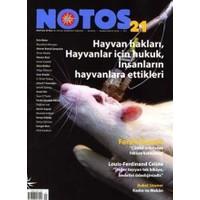 Notos Öykü İki Aylık Edebiyat Dergisi Sayı : 21