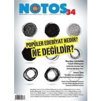 Notos Öykü İki Aylık Edebiyat Dergisi Sayı : 34