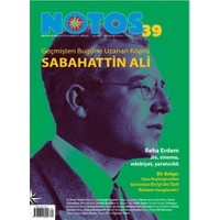 Notos Öykü İki Aylık Edebiyat Dergisi Sayı : 39