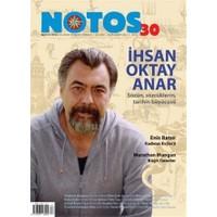 Notos Öykü İki Aylık Edebiyat Dergisi Sayı : 30