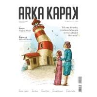 Arka Kapak Dergisi Sayı : 8 Mayıs 2016 (Defter Hediyeli)
