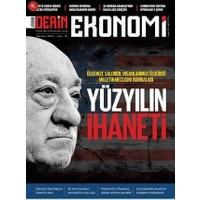 Derin Ekonomi Aylık Ekonomi Dergisi Sayı: 15 Ağustos 2016