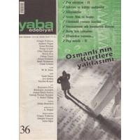 Yaba Edebiyat Dergisi Sayı: 36