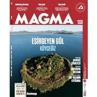 Magma Yeryüzü Dergisi Sayı: 16 Eylül 2016