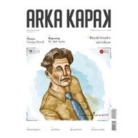 Arka Kapak Dergisi Sayı : 11 Ağustos 2016 (Defter Hediyeli)