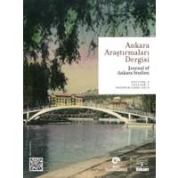 Ankara Araştırmaları Dergisi Cilt : 3 Sayı : 1 / Journal of Ankara Studie