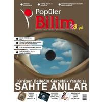 Popüler Bilim Dergisi Sayı: 247 Nisan 2016