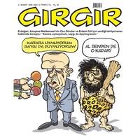 Gırgır Dergisi 2-8 Mart 2016 Sayı: 10