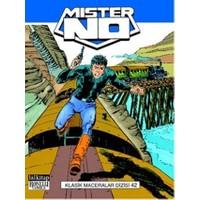 Mister No Klasik Maceralar Dizisi Sayı: 42