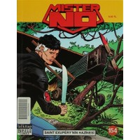 Mister No Sayı: 154 - Saint Exupery'nin Hazinesi