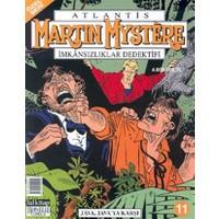 Martin Mystere İmkansızlar Dedektifi Sayı: 11 Java, Java'ya Karşı