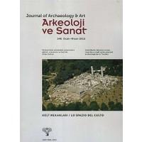 Arkeoloji ve Sanat Dergisi Sayı : 148 Ocak-Nisan 2015