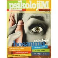 Psikolojim Aylık Psikoloji Dergisi Sayı : 4 Kasım 2014