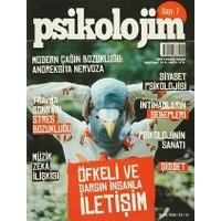 Psikolojim Aylık Psikoloji Dergisi Sayı : 7