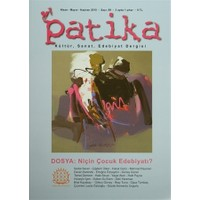 Patika Dergisi Sayı: 89 / Nisan - Mayıs - Haziran 2015