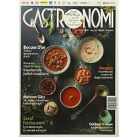 Gastronomi Dergisi Sayı : 119 Ağustos-Eylül 2016