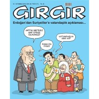 Gırgır Dergisi 13 - 19 Temmuz 2016 Sayı: 29