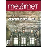 Melamet İki Aylık Edebiyat Sanat ve Düşünce Dergisi Sayı: 2 Mayıs-Haziran 2015