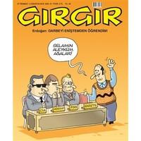 Gırgır Dergisi 27 Temmuz - 2 Ağustos 2016 Sayı: 31