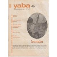 Yaba Edebiyat Dergisi Sayı: 46