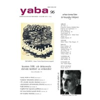 Yaba Edebiyat Dergisi Sayı: 96