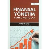 Finansal Yönetim - Temel Konular