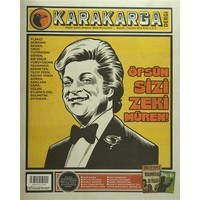 Kara Karga Dergisi Sayı : 4 - Temmuz 2016