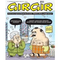 Gırgır Dergisi 17 - 23 Ağustos 2016 Sayı: 34