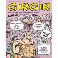 Gırgır Dergisi 24 - 30 Ağustos 2016 Sayı: 35